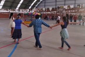 Festa Julina animada reuniu Ser Social e os CRAS Guarituba e Pirasol