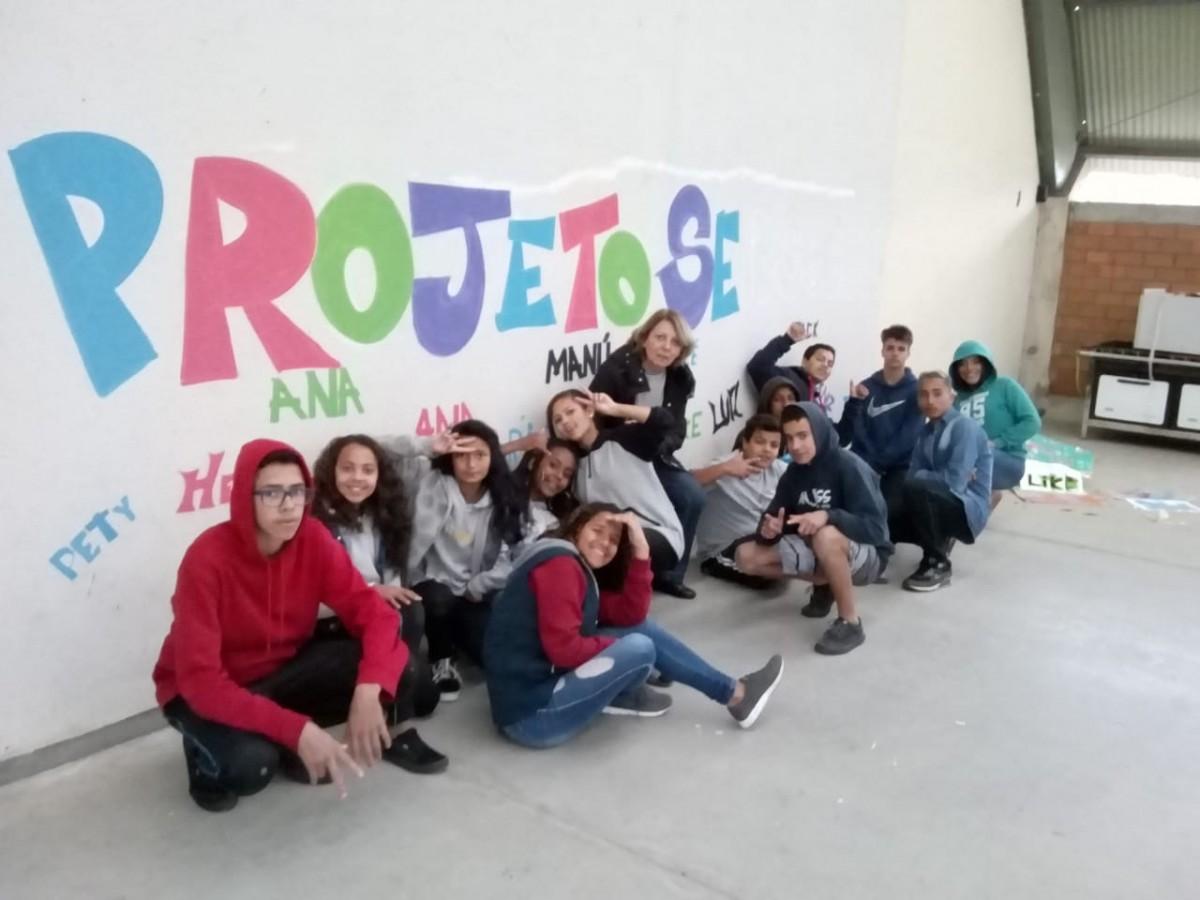 Mural Graffiti 5