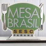 Troféu Mesa Brasil - SESC PARANÁ